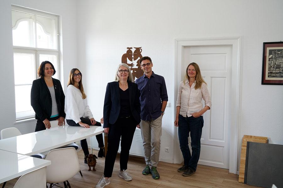 Teamportrait Architekturbüro von Czettritz