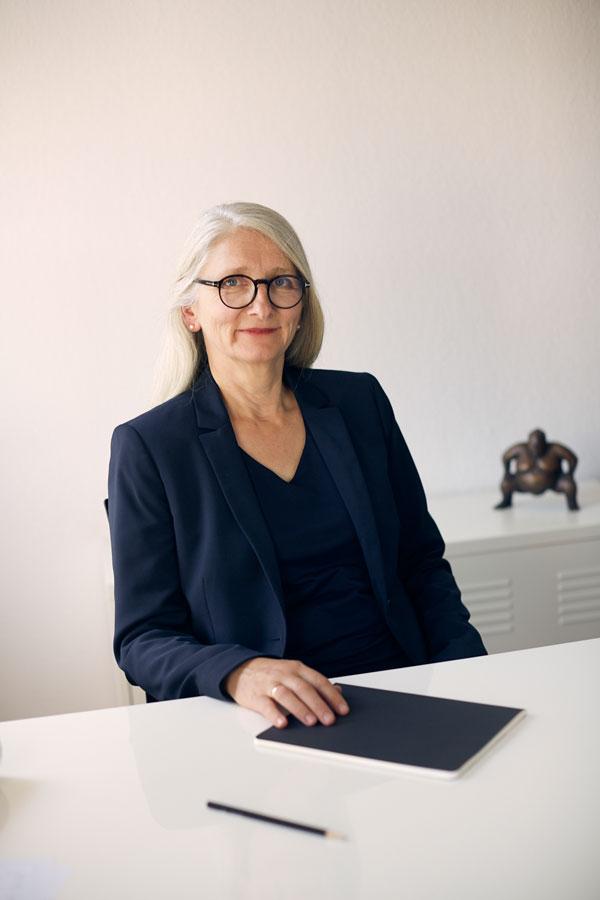 Annette von Czettritz Portrait
