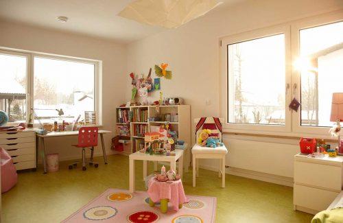 Kinderzimmer EFH Starnberg-Söcking